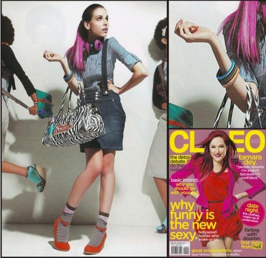 Cleo Magazine February 2012