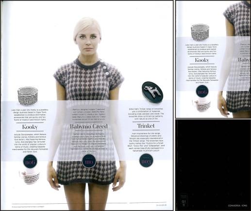 Design Indaba magazine Edition Q1 '11
